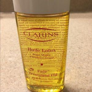 Clarins Huite Lotus Face Treatment oil 4.2 oz.